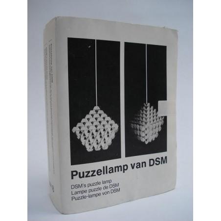 DSM's puzzle lamp