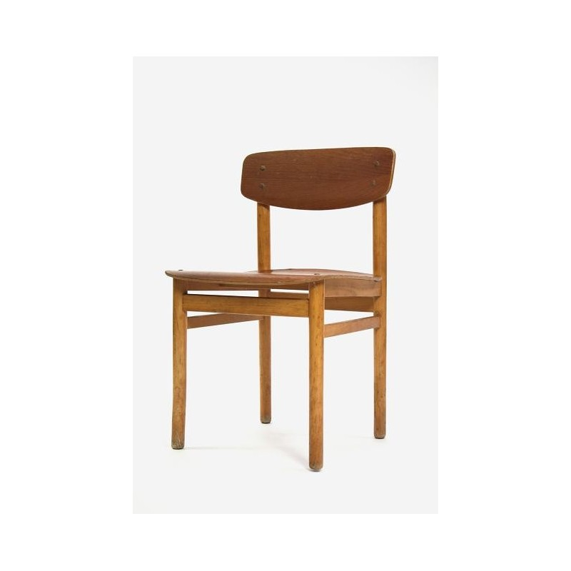 Wooden chair from Denmark