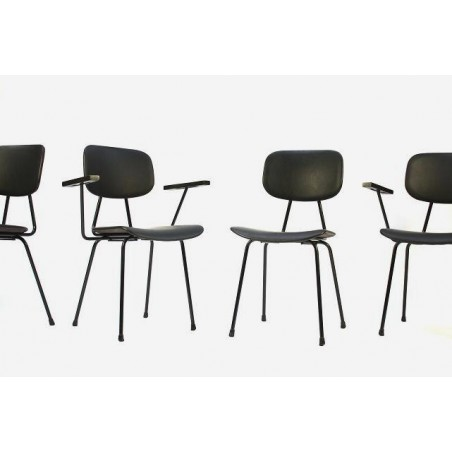 Set of 4 Kembo chairs