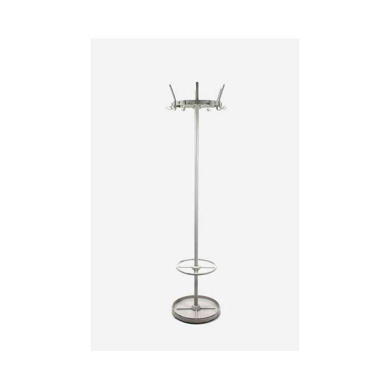 Metal coat rack by Ahrend