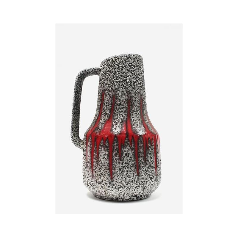 Scheurich vase lava