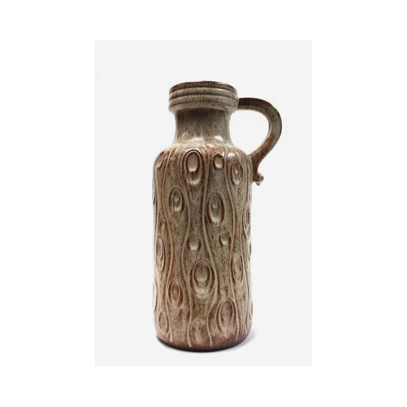 West-Germany vase light brown