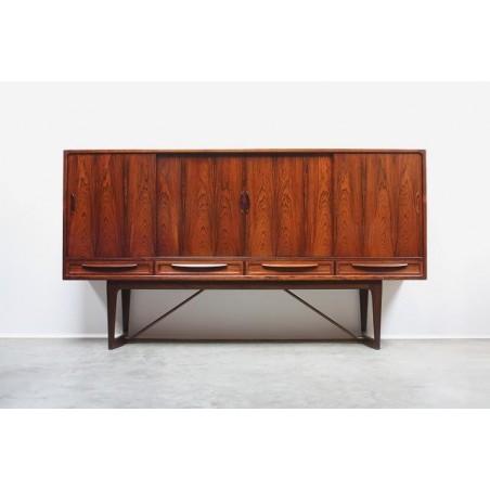 Palissander houten dressoir van Sofus J