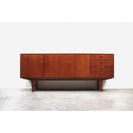Dressoir van Fristho in teak