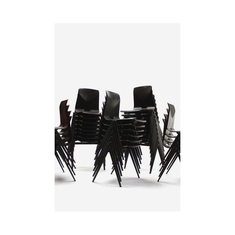 Partij van 28 Thur-op-seat stoelen