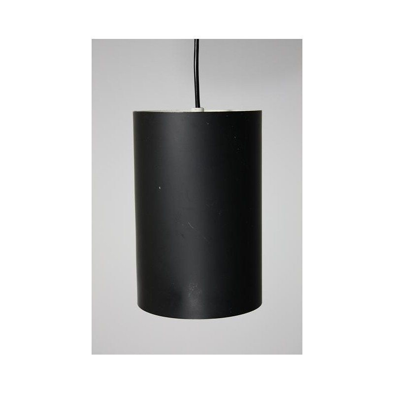Modernistische hanglamp van Henning Koppel