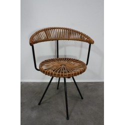 Rohe Rotan Noordwolde chair