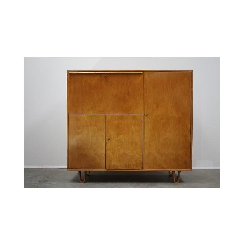 Cees Braakman Pastoe Birch plywood 1