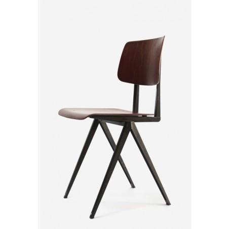 Industriele stoel v vorm onderstel