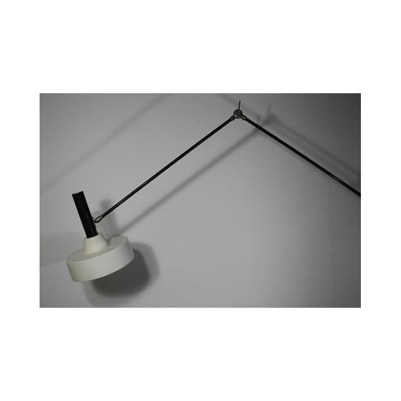 Anvia grote industriele wandlamp