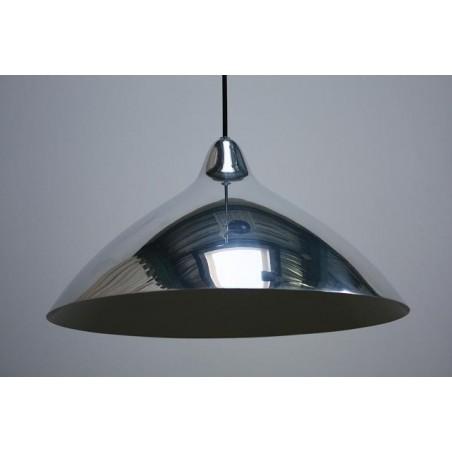 Lisa Johanssen-Pape lamp chroom
