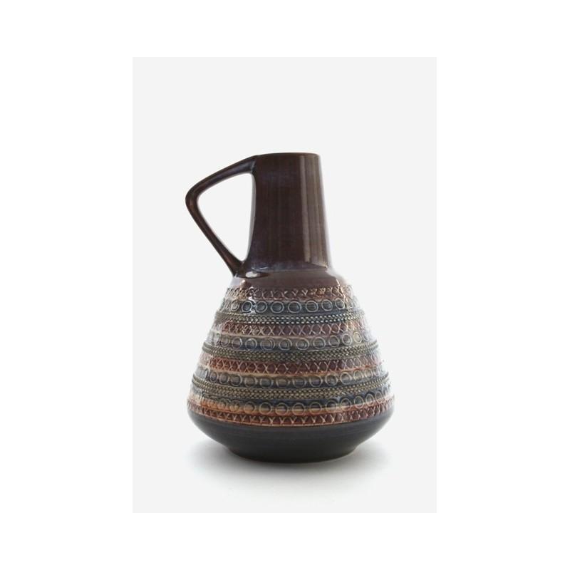 West-Germany vase DB Hohr purple