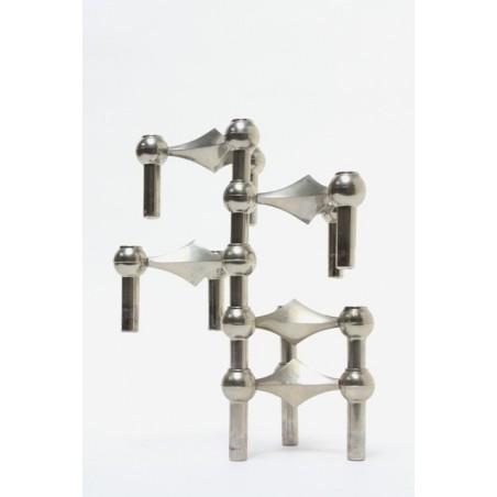 Nagel stackable candel holders S22 set of 5