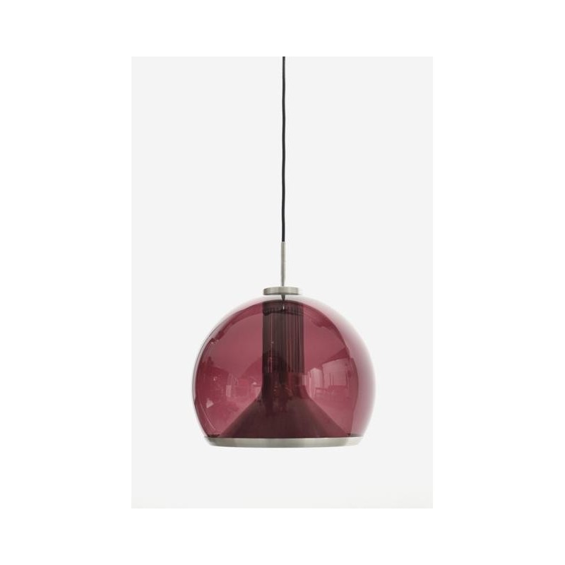 Doria hanglamp paars