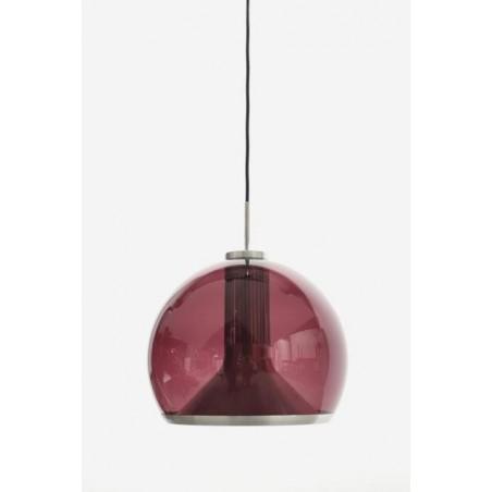 Doria hanging lamp purple