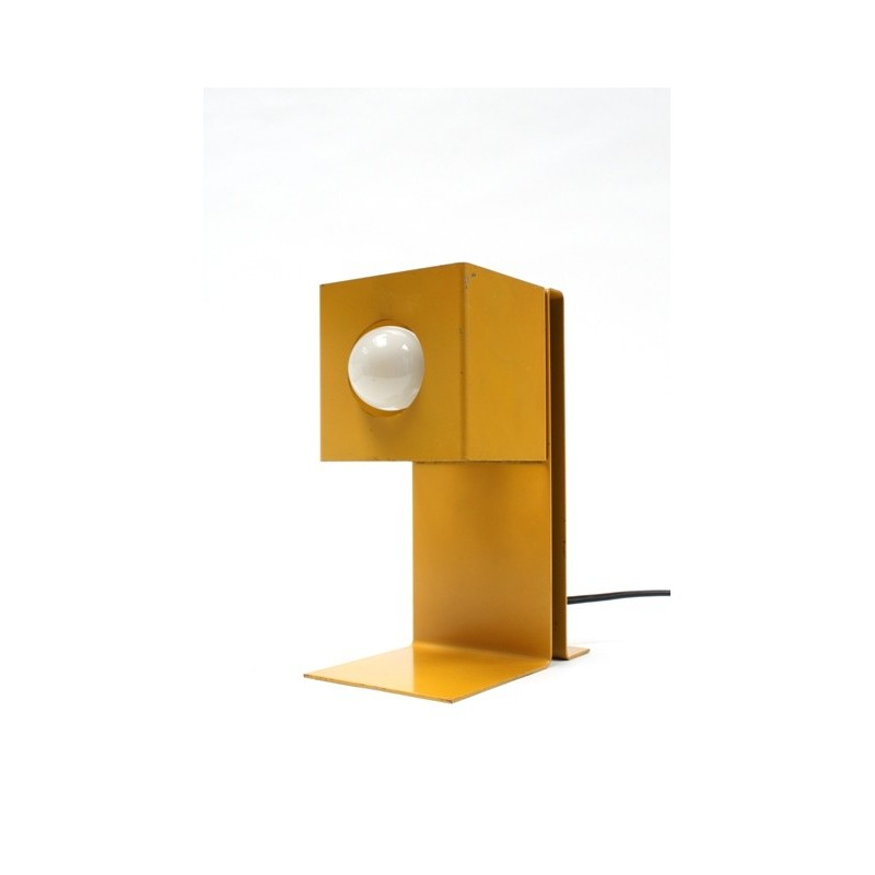 Philips table lamp yellow
