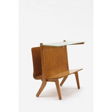 Plywood sidetable