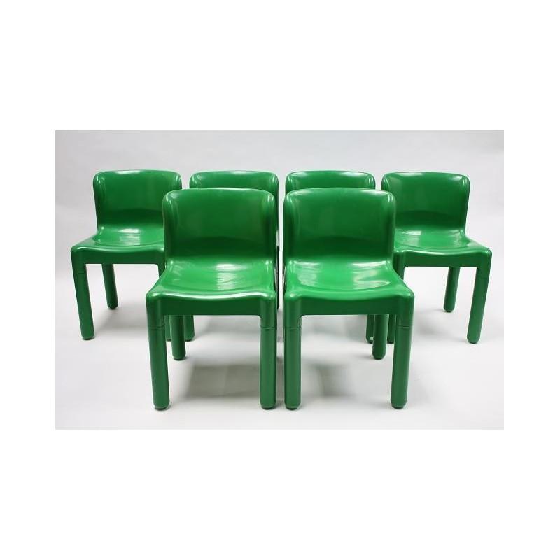 Carlo Bartoli chairs for Kartell
