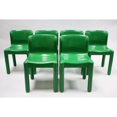 Carlo Bartoli stoelen voor Kartell