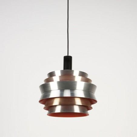 Scandinavian discs hanging lamp