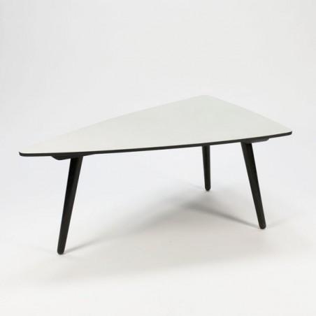 Vintage Bovenkamp salontafel driehoek