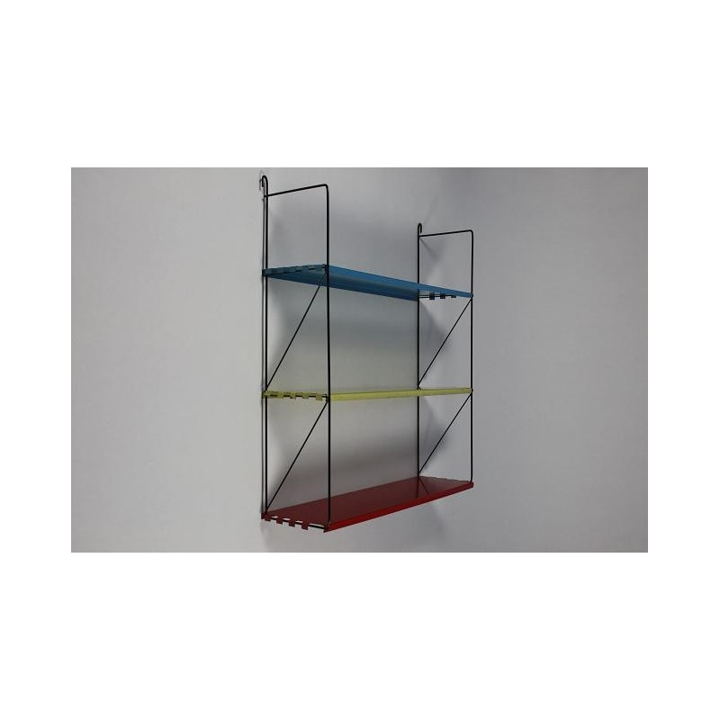 Metal wall rack no. 12