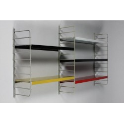 Metal wall rack no. 13