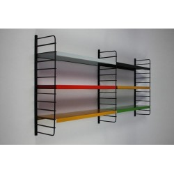 Metal wall rack no. 11