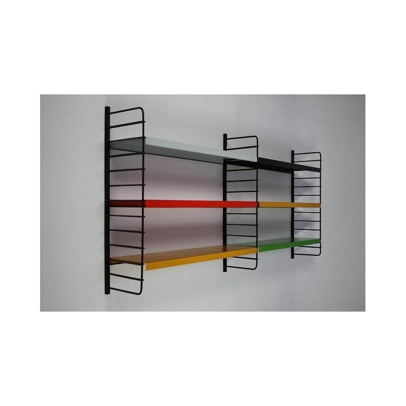 Metal wall rack no. 11