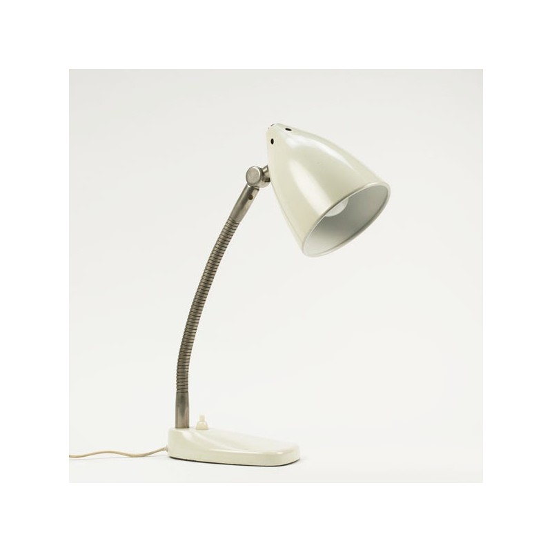 Bureaulamp van Hala grijs
