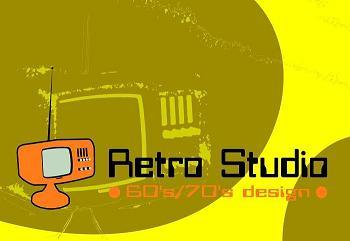 Oud logo Retro Studio