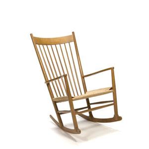 Hans Wegner schommelstoel