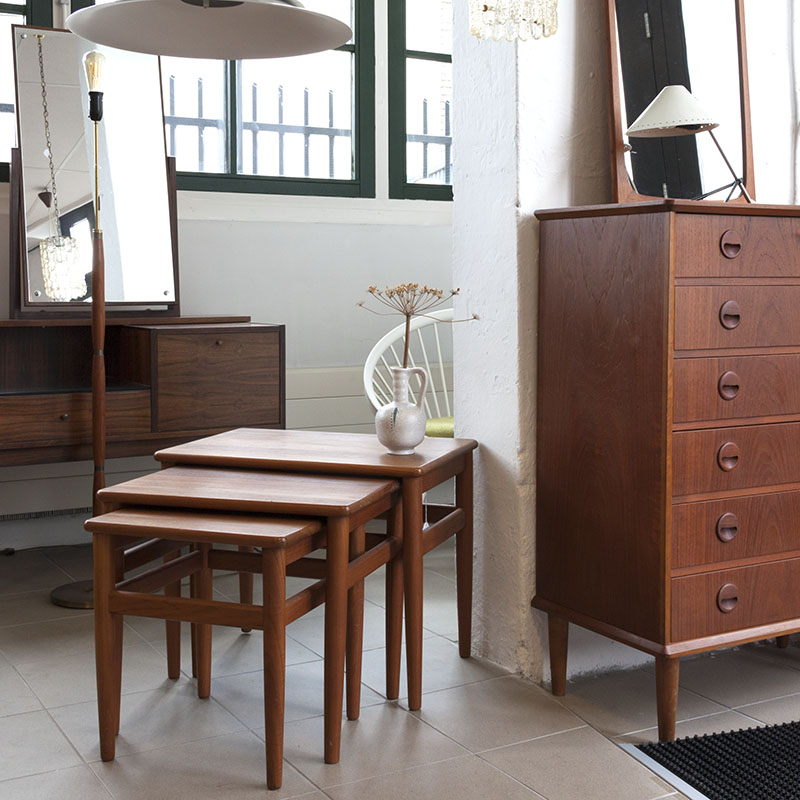 Special vintage mid century finds Danish designs