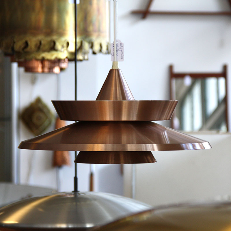 Buy vintage brass hanging lamps