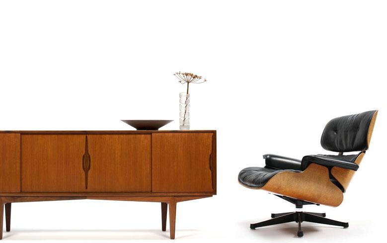 mid century modern vintage design
